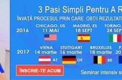 Eveniment Workshop Diaspora – Seminar dezvoltare personala
