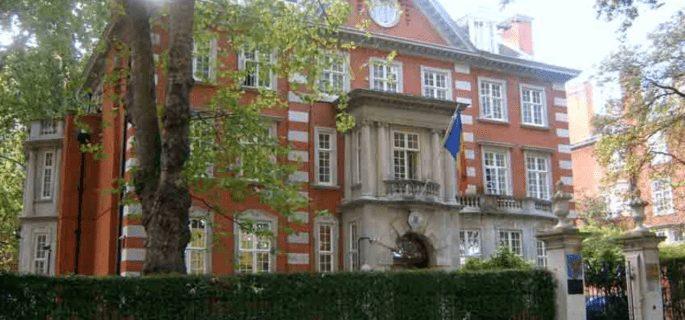 Ambasada Romana in UK - Londra