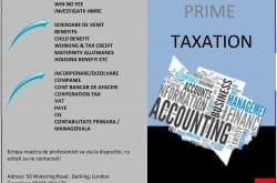 Prime Taxation – Contabil in Barking