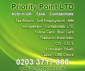 Priority Point LTD Londra